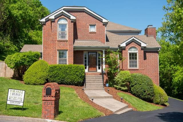 7316 S Colony Ct, Nashville, TN 37221 (MLS #RTC2250599) :: Kimberly Harris Homes