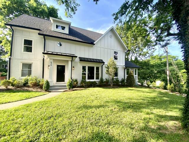 826 Woodmont Blvd, Nashville, TN 37204 (MLS #RTC2250950) :: Berkshire Hathaway HomeServices Woodmont Realty