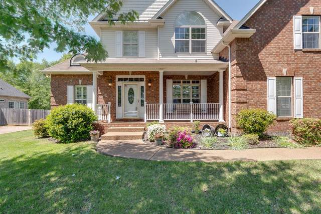 3100 Shropshire Ct., Thompsons Station, TN 37179 (MLS #RTC2251279) :: Nashville on the Move