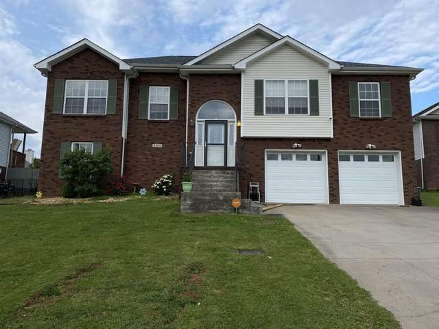 3393 Quicksilver Ct, Clarksville, TN 37042 (MLS #RTC2251418) :: Randi Wilson with Clarksville.com Realty