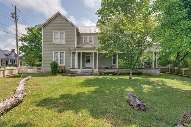 129 Columbia Avenue, Centerville, TN 37033 (MLS #RTC2251481) :: The Helton Real Estate Group