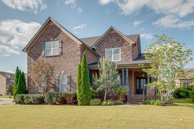 4001 Gari Baldi Ct, Spring Hill, TN 37174 (MLS #RTC2251487) :: Nashville Home Guru
