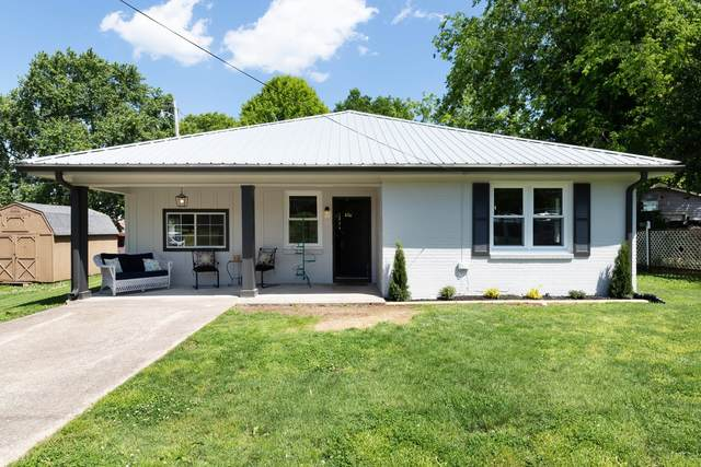 101 Pleasant St, Mount Pleasant, TN 38474 (MLS #RTC2251677) :: Village Real Estate