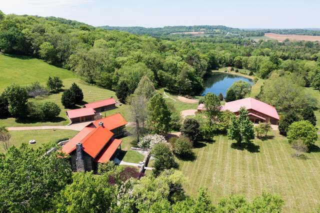 3210 Indian Camp Springs Rd, Columbia, TN 38401 (MLS #RTC2251737) :: The Helton Real Estate Group
