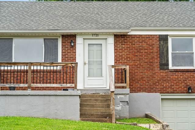 1721 Merritt Dr, Clarksville, TN 37043 (MLS #RTC2252313) :: The Helton Real Estate Group