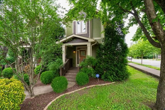 931 Gilmore Ave, Nashville, TN 37204 (MLS #RTC2252665) :: FYKES Realty Group