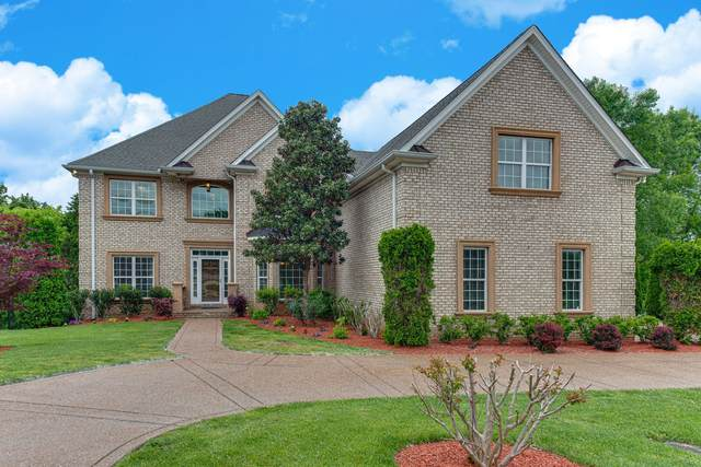 125 Aarons Cress Blvd, Hermitage, TN 37076 (MLS #RTC2252868) :: Village Real Estate
