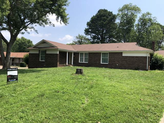 2163 Michael Dr, Clarksville, TN 37043 (MLS #RTC2253111) :: Cory Real Estate Services