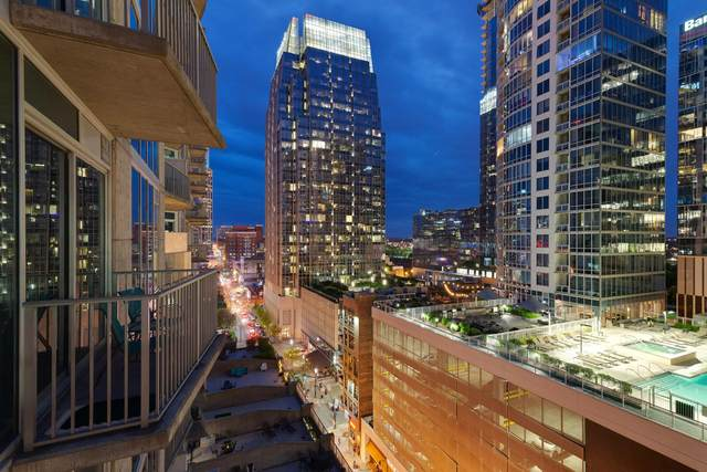 301 Demonbreun St, Unit 1212, Nashville, TN 37201 (MLS #RTC2253384) :: Team George Weeks Real Estate