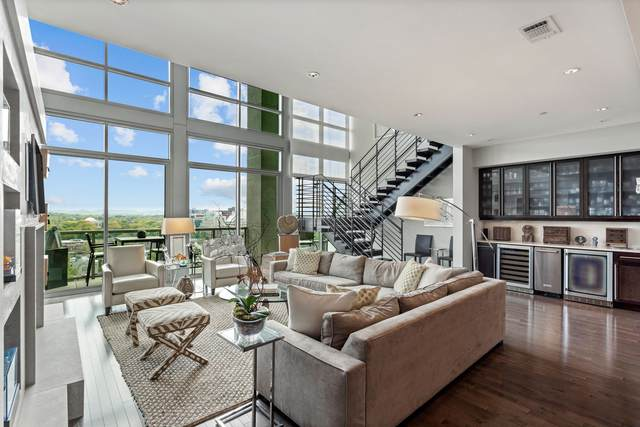 900 20th Ave S #1704, Nashville, TN 37212 (MLS #RTC2253554) :: Berkshire Hathaway HomeServices Woodmont Realty