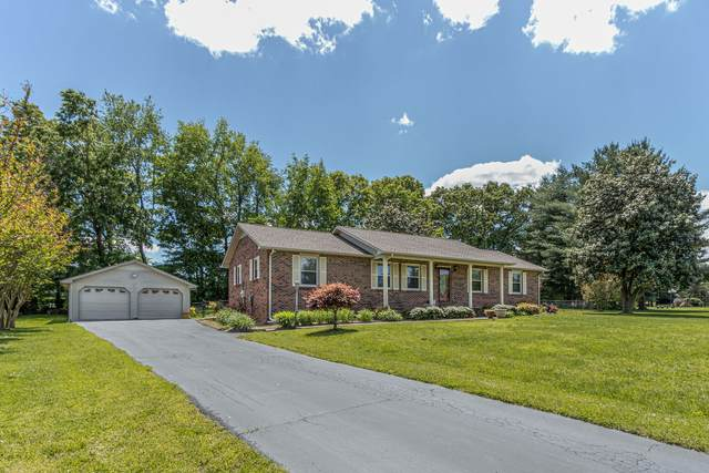 160 Red Oak Dr, Manchester, TN 37355 (MLS #RTC2253807) :: Nashville on the Move