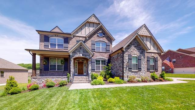 7064 Crimson Leaf Ln, College Grove, TN 37046 (MLS #RTC2253938) :: Team George Weeks Real Estate