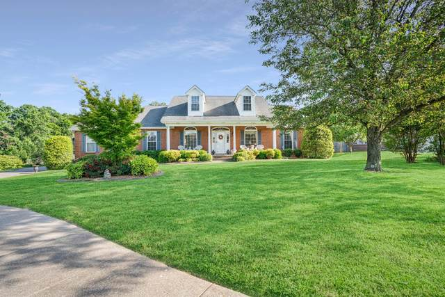 2602 Steeplechase Ct, Clarksville, TN 37043 (MLS #RTC2254449) :: RE/MAX Fine Homes