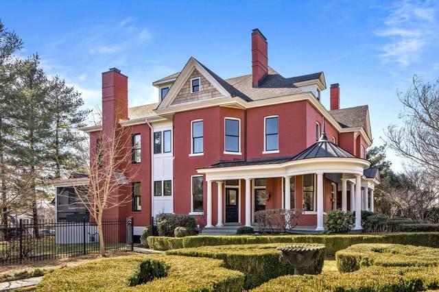 737 Benton Ave, Nashville, TN 37204 (MLS #RTC2255083) :: John Jones Real Estate LLC