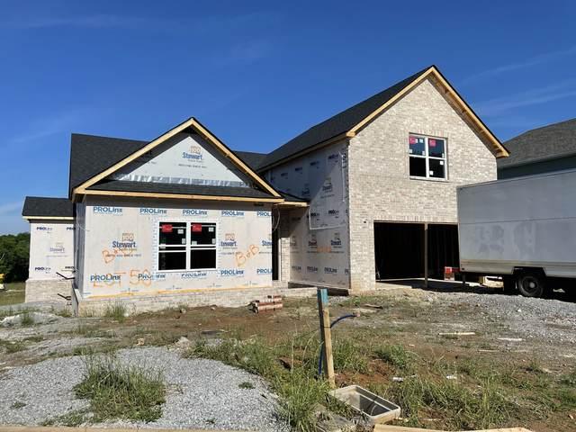 1318 Highgrove Lane, Clarksville, TN 37043 (MLS #RTC2255630) :: The Huffaker Group of Keller Williams