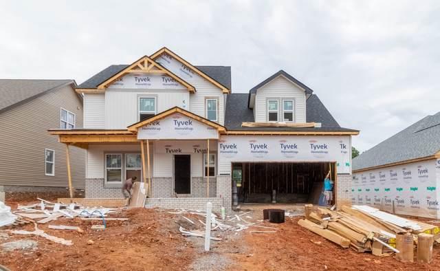 152 Mills Creek, Clarksville, TN 37042 (MLS #RTC2255791) :: Kenny Stephens Team
