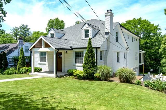 1014 Battlefield Dr, Nashville, TN 37204 (MLS #RTC2255863) :: Candice M. Van Bibber | RE/MAX Fine Homes