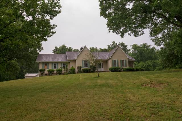 1394 Horse Mountain Road, Shelbyville, TN 37160 (MLS #RTC2255916) :: Village Real Estate