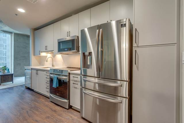 301 Demonbreun St #1021, Nashville, TN 37201 (MLS #RTC2256751) :: The Helton Real Estate Group
