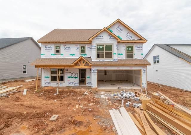 220 Chalet Hills, Clarksville, TN 37040 (MLS #RTC2257068) :: Candice M. Van Bibber | RE/MAX Fine Homes