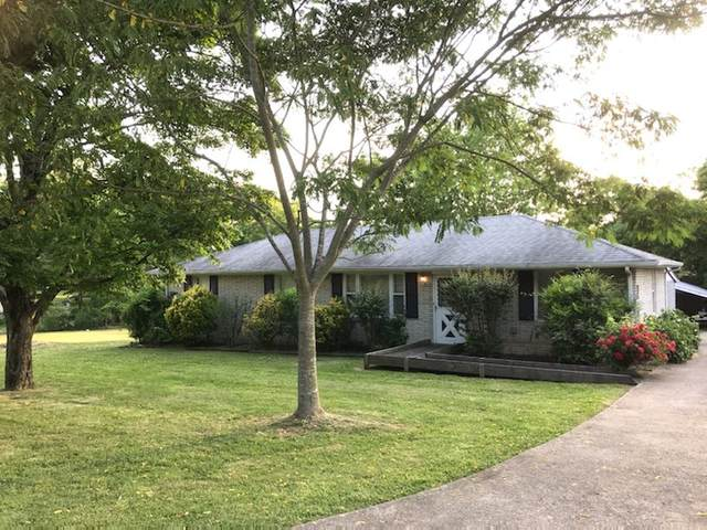 116 Trousdale Ave, Gallatin, TN 37066 (MLS #RTC2257142) :: The Miles Team | Compass Tennesee, LLC