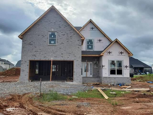 268 Wellington Fields, Clarksville, TN 37043 (MLS #RTC2257190) :: The Godfrey Group, LLC