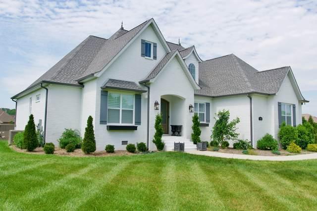 1695 Bob Bullock Rd, Cookeville, TN 38506 (MLS #RTC2257386) :: DeSelms Real Estate