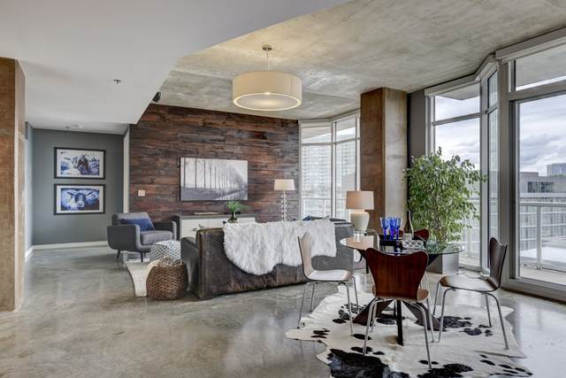 600 12th Ave S #1207, Nashville, TN 37203 (MLS #RTC2257414) :: Berkshire Hathaway HomeServices Woodmont Realty