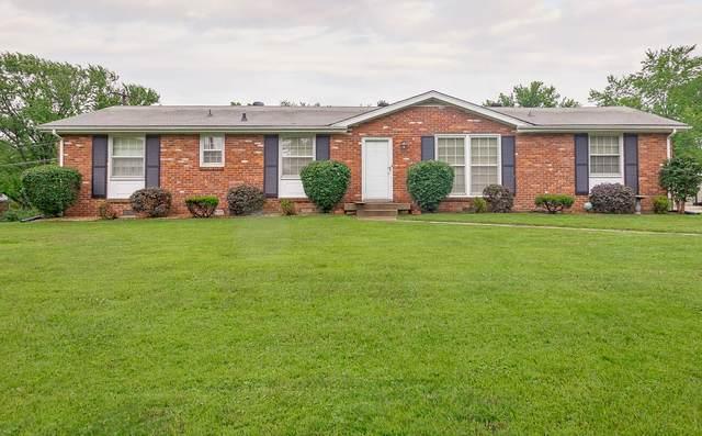 2148 Memorial Dr, Clarksville, TN 37043 (MLS #RTC2257611) :: Fridrich & Clark Realty, LLC