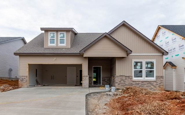 151 Mills Creek, Clarksville, TN 37042 (MLS #RTC2258024) :: Kenny Stephens Team