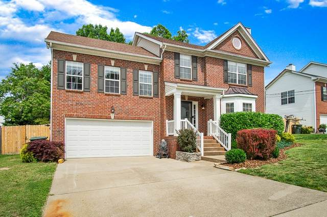 5664 Chestnutwood Trl, Hermitage, TN 37076 (MLS #RTC2258046) :: Exit Realty Music City
