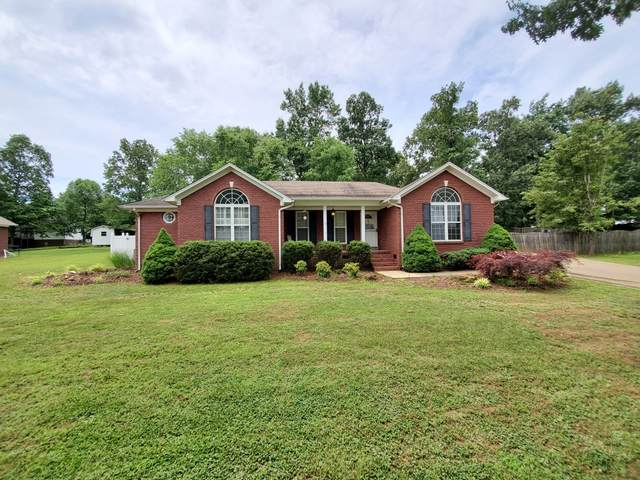 115 Woodside Lane, Lawrenceburg, TN 38464 (MLS #RTC2258381) :: Ashley Claire Real Estate - Benchmark Realty