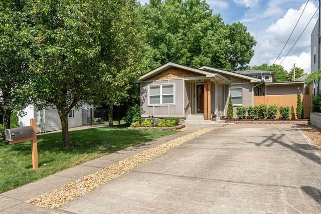 1006 Villa Place, Nashville, TN 37212 (MLS #RTC2258550) :: Nashville Roots