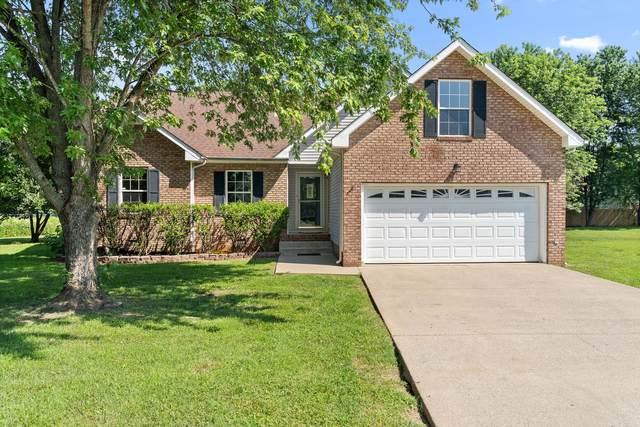 1177 Anthony Ct, Clarksville, TN 37040 (MLS #RTC2258800) :: Platinum Realty Partners, LLC