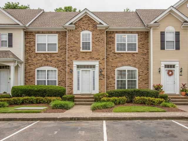 2271 Dewey Dr J4, Spring Hill, TN 37174 (MLS #RTC2259371) :: John Jones Real Estate LLC