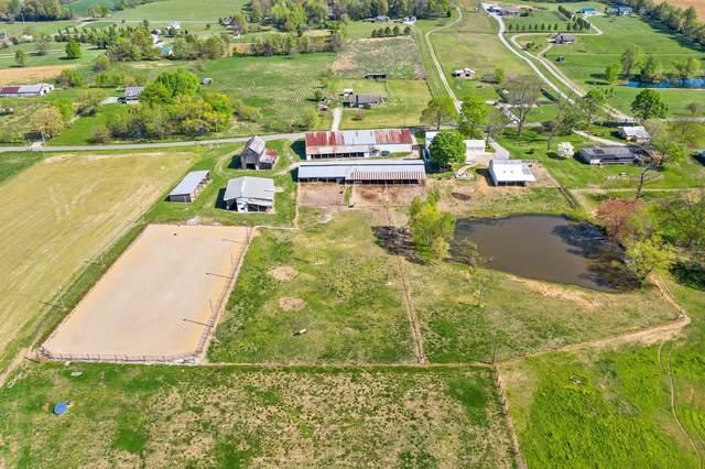 4980 Minnis Rd, Springfield, TN 37172 (MLS #RTC2259733) :: RE/MAX Fine Homes