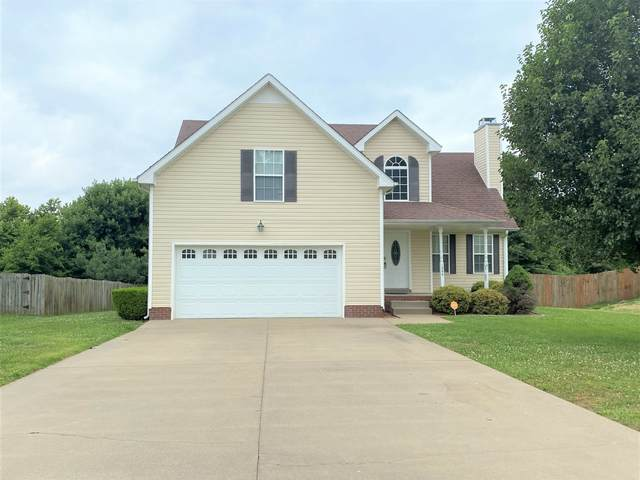 1966 Whirlaway Cir, Clarksville, TN 37042 (MLS #RTC2260348) :: Maples Realty and Auction Co.
