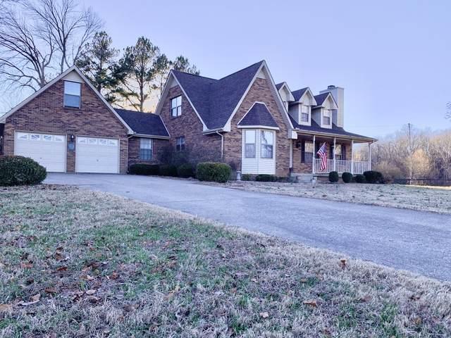 1330 Garrettsburg Rd, Clarksville, TN 37042 (MLS #RTC2260604) :: Kenny Stephens Team