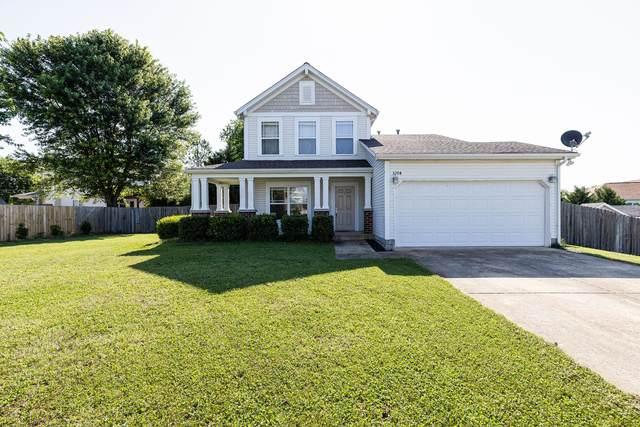 3204 Nicole Dr, Spring Hill, TN 37174 (MLS #RTC2261133) :: Village Real Estate