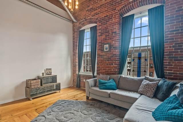 1350 Rosa L Parks Blvd #433, Nashville, TN 37208 (MLS #RTC2261690) :: Trevor W. Mitchell Real Estate