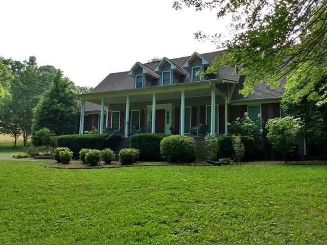 460 Durm Hollow Rd, Winchester, TN 37398 (MLS #RTC2261745) :: Village Real Estate