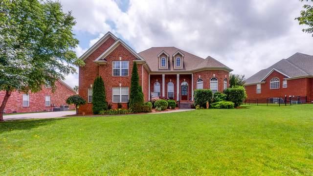 2012 Gweneth Dr, Spring Hill, TN 37174 (MLS #RTC2261872) :: John Jones Real Estate LLC