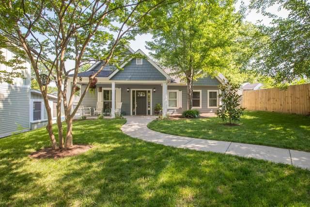 5100 Nevada Ave, Nashville, TN 37209 (MLS #RTC2261896) :: Village Real Estate