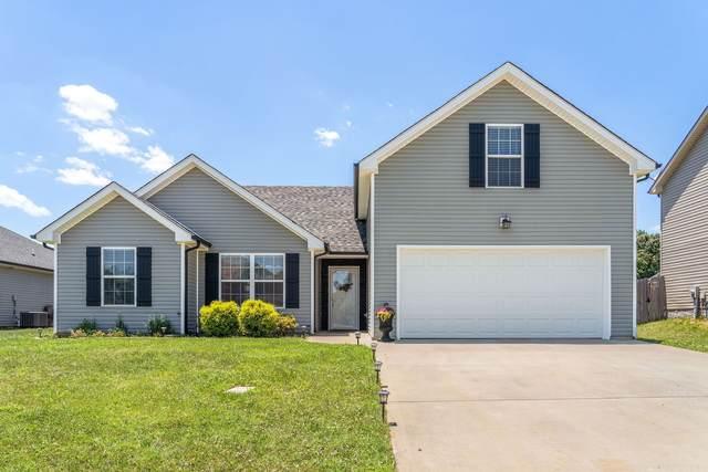 1309 Freedom Dr, Clarksville, TN 37042 (MLS #RTC2262214) :: DeSelms Real Estate