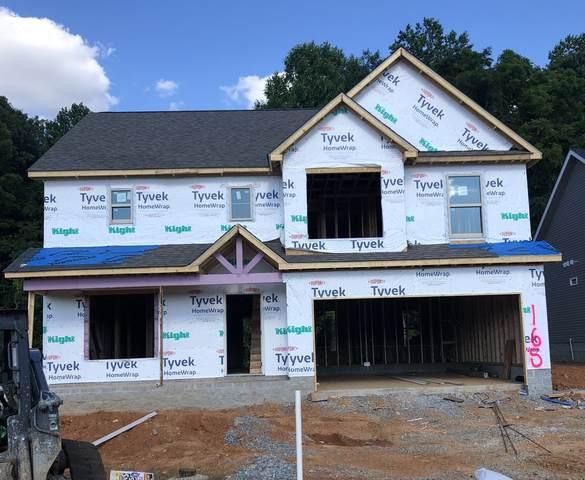 165 Chalet Hills, Clarksville, TN 37040 (MLS #RTC2262268) :: Village Real Estate