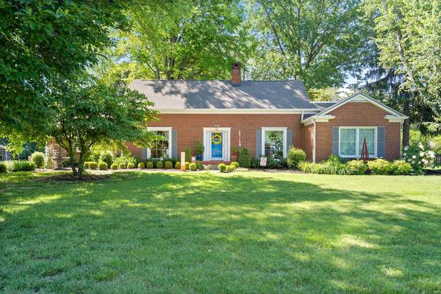 2802 Cox Mill Rd, Hopkinsville, KY 42240 (MLS #RTC2262413) :: Your Perfect Property Team powered by Clarksville.com Realty