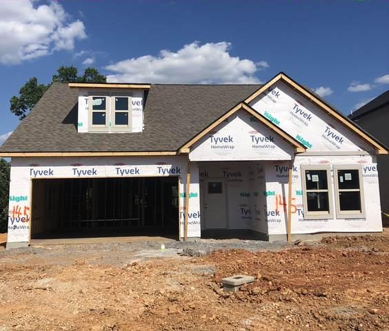 145 Mills Creek, Clarksville, TN 37042 (MLS #RTC2262841) :: Village Real Estate