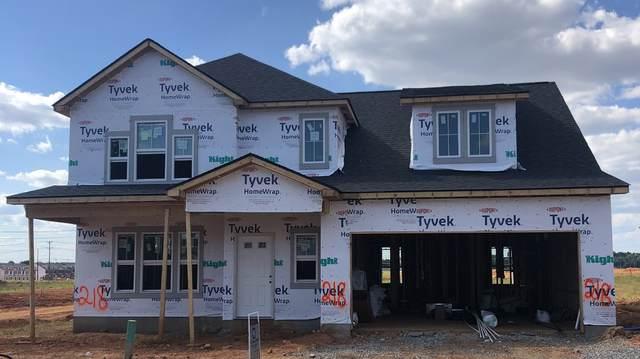 218 Mills Creek, Clarksville, TN 37042 (MLS #RTC2262845) :: Village Real Estate