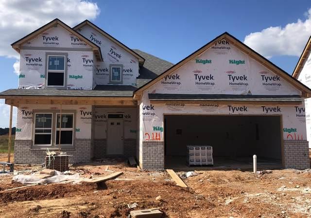 214 Mills Creek, Clarksville, TN 37042 (MLS #RTC2262847) :: Village Real Estate