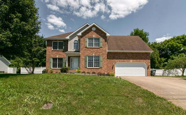 1154 Thornberry Dr, Clarksville, TN 37043 (MLS #RTC2262978) :: Maples Realty and Auction Co.